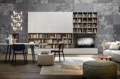 Great interior Design! http://www.livarea.de/wohnwaende.html