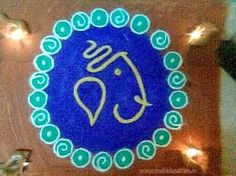 Image result for cute ganesha decoration ideas