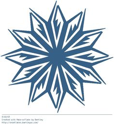 My fav!!! Christmas Doodles, Christmas Crafts, Christmas Ornaments, Paper Art, Paper Crafts, Diy Crafts, Make A Flake, Snowflake Silhouette, Front Door Christmas Decorations