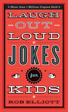 A book that'll turn your kids into pint-sized stand-up comics.