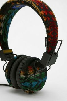 Urban Ears X Pendleton Headphones. Love me some pendleton Technology Gadgets, One Size Fits All, Urban Outfitters, Best Gifts, Headphones, Just For You, Cool Stuff, Awesome Things, Lovely Things