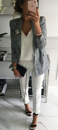 #Work #Blazer #Outfits #Non-Boring || How to Dress for an Interview || Interview Outfits Ideas || Work Outfit Ideas || Blazer Outfits Ideas || Trouser Outfits Ideas || Non-Boring Work Outfits ||