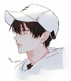adlı kullanıcının anime panosundaki pin anime art, anime ve cute Boy Drawing, Manga Drawing, Manga Art, Drawing Faces, Kalender Design, Anime Boy Zeichnung, Handsome Anime Guys, Korean Art, Wow Art