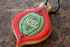 Vintage Christmas Ornament | Cookie Connection