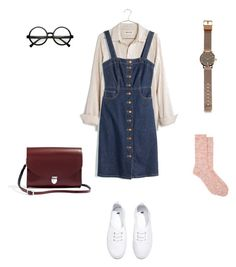 """""""Untitled #655"""" by vero199638 on Polyvore featuring Madewell, Witchery, H&M and Antipast"""
