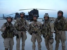 U.S. Delta Force: a weapon made up of men who train in every special forces scenario and who deal with things like target elimination, hostage rescue, demolition and joint special operations. Only a very few call themselves Operators.