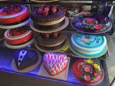 Beautiful cakes I saw in Iran! - Imgur