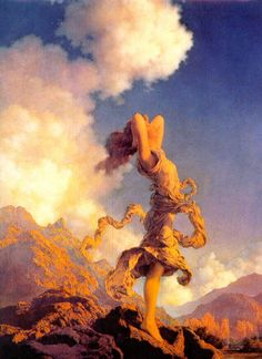 Maxfield Parrish. One of my all time favorite artists.