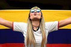 Fan Colombiana Copa América | Publimetro.com.mx