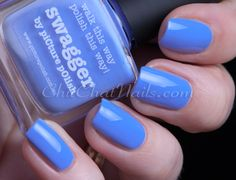 piCture pOlish Swagger Picture Polish, Beauty Lounge, Walk This Way, Swatch, Nail Polish, Nails, Finger Nails, Ongles, Nail Polishes