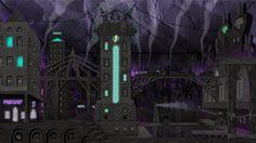 Screenshot from wagon city.