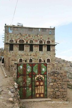 Manakha Yemen