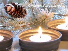 Wayside Treasures: Christmas Spirit