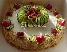 Výsledek obrázku pro slané dorty postup