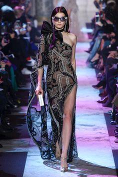 Elie Saab   Haute Couture - Spring 2018   Look 6