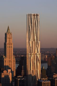 New York by Gehry. DBOX 2010