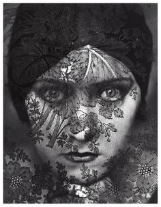 Gloria Swanson photographed by Edward Steichen for Vanity Fair in 1928