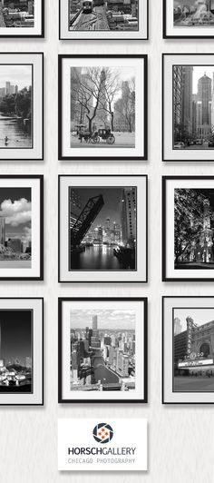 "Whether you are looking to decorate a space, find a great gift, or save inspirational ideas - we hope you find a Chicago picture that makes you say ""I love this city"" [available in several sizes and range $26-$295]"