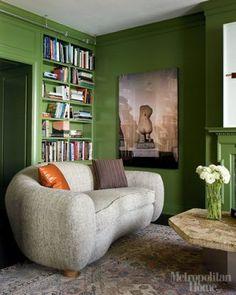 Walls: Benjamin Moore Pine Brook