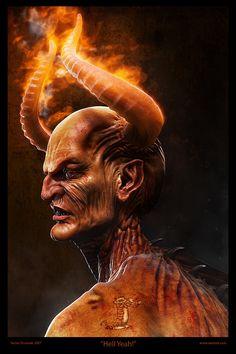 Satanic Devils and Demons   Dios y Satanás están en este mismo instante enfrentados en una ...