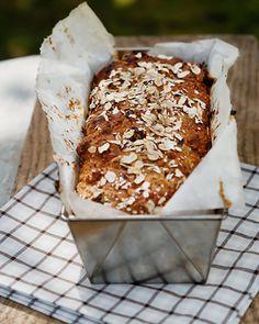 Gluten Free Recipes, Bread Recipes, Baking Recipes, Dessert Recipes, Cake Recept, Good Food, Yummy Food, What's For Breakfast, Bread Baking