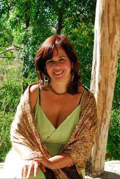 The lovely Susana Trilling is always a welcome presence in Santa Fe!
