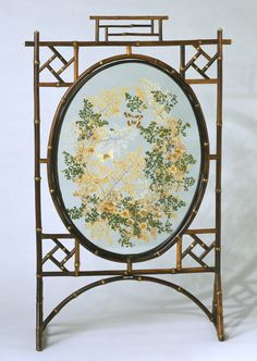 Victorian Fire Screens | Fire Screen
