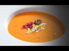 Salmorejo, hiszpański chłodnik z pomidorów - Hiszpanskie JedzenieHiszpanskie Jedzenie