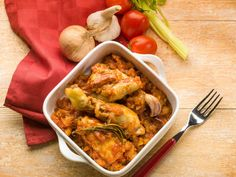 This chicken recipe is simple and easy to make! The savory fragrance will warm your kitchen and draw your family to the dinner table! If you want more flavor, simply add more spices!