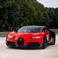 Outrageous is the only way to describe the Bugatti Veyron. The fastest production car in the world with a top speed of Cool Sports Cars, Super Sport Cars, Bugatti Cars, Lamborghini, Sexy Cars, Hot Cars, Supercars, Bugatti Chiron, Expensive Cars