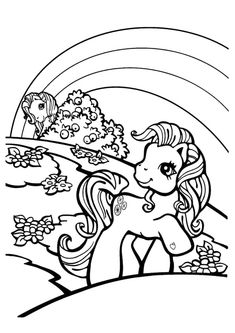 25 best horse coloring pages your toddler will love to color - Horse Coloring Pages Toddlers