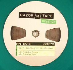 The artwork for the vinyl release of: Mr V - Somethin Wit Jazz Remixes (Razor-N-Tape) #music Disco