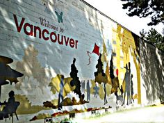 Vancouver, Outdoor Decor, Painting, Home Decor, Art, Art Background, Decoration Home, Room Decor, Painting Art