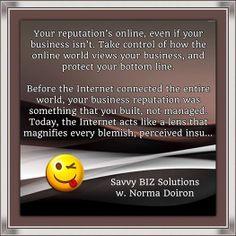 (2) Savvy BIZ Solutions w. Norma Doiron