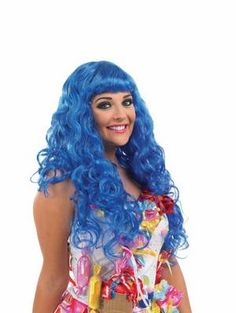 Look like the fabulous American pop star Katy Perry with our fantastic Pop Sweetie #Wig