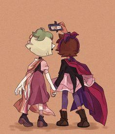 Cartoon Games, Cartoon Shows, Cute Disney, Disney Art, Lexa E Clarke, Owl Family, Owl House, Cute Anime Couples, Home Art