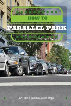 Learn how to parallel park like a pro in 5 easy steps!