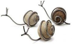 33 #artesanías impresionante alambre para hacer cosas interesantes...