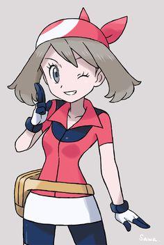 ハルカちゃん Pokemon Mew, Pokemon Waifu, Sexy Pokemon, Pokemon Ships, Pokemon Comics, Pokemon Fan Art, Pokemon Images, Pokemon Pictures, Sapphire Pokemon