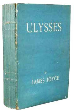 Ulysses. Primera edición JAMES JOYCE