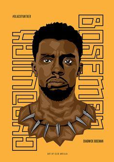 Black Cartoon Characters, Marvel Characters, Cartoon Art, Marvel Comics Art, Marvel Heroes, Black Panther Drawing, Black Panther Chadwick Boseman, Black Panther Marvel, Marvel Wallpaper