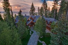 Single Family Home for Sale at The Nineteen Seventy at Sunnyside Lake Tahoe Tahoe City, California,96145 United States