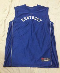 Reversible Kentucky Wildcats Basketball Jersey Mens XL #KentuckyWildcats
