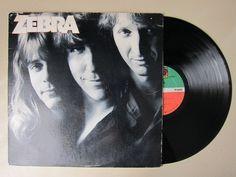 Buy LP Vinyl ZEBRA - ZEBRA VG VG+for R69.00