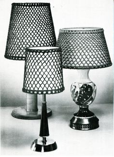 5 Alive Clever Tips: Lamp Shades Burlap Shops wall lamp shades interiors.Old Lamp Shades Mercury Glass colorful lamp shades colour.Old Lamp Shades Mercury Glass. Lampe Crochet, Crochet Lampshade, Handmade Lampshades, Wooden Lampshade, Cover Lampshade, Lampshade Ideas, Bedside Lamps Shades, Ceiling Lamp Shades, Shabby Chic Lamp Shades