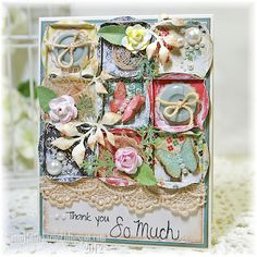 Created by Kathy Montgomery using the So Sweet of You stamp set from Paper Sweeties!