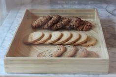 Gluten-free cookies from NoGlu at the ultra-hip Kitsune Cafe in Palais Royal, Paris - Unlock Paris