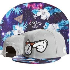 Cayler Sons snapback hats