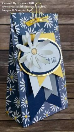 Delightful Daisy, Stampin Up