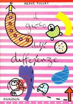 Il gioco delle differenze di Hervé Tullet, http://www.amazon.it/dp/0714861960/ref=cm_sw_r_pi_dp_1Xfltb1VZ0CN8